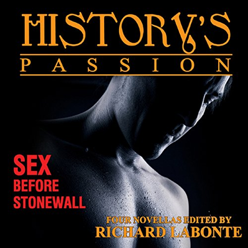 History's Passion audiobook cover art