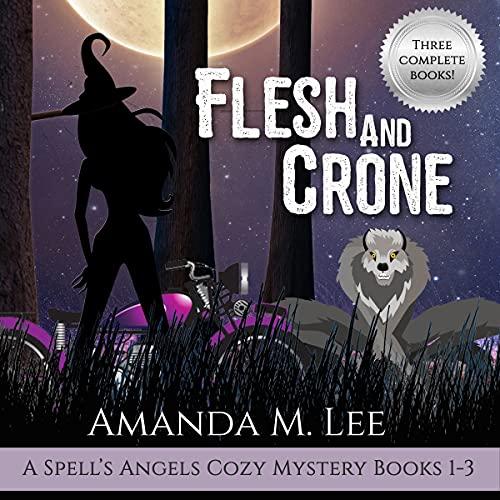 Flesh & Crone Audiobook By Amanda M. Lee cover art