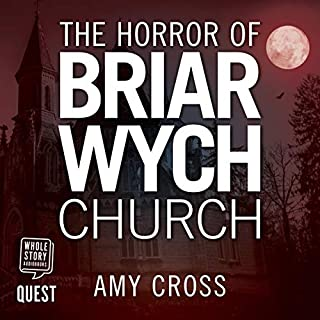 The Horror of Briarwych Church audiobook cover art