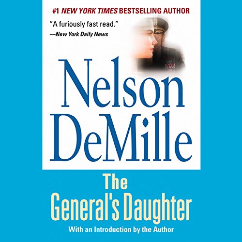 The General's Daughter audiobook cover art
