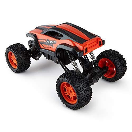 CMJ RC Cars 1:12 Rock Crawler Climb 4 X 4 2.4Ghz 4WD Monster Truck Remote Control Car