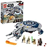 LEGO Star Wars: The Revenge of the Sith Droid Gunship 75233 Building Kit (329 Pieces) (Discontinued by Manufacturer)