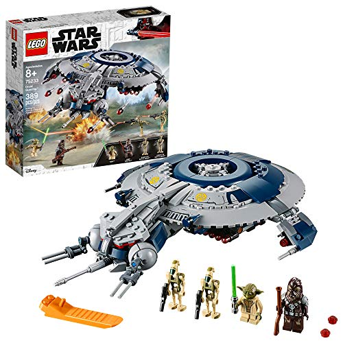 LEGO Star Wars: The Revenge of the Sith Droid Gunship 75233 Building Kit, 2019 (329 Pieces)