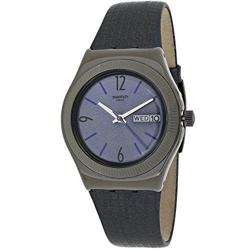 Swatch Reloj de Cuarzo Dorado para Mujer Chickdream YLM700