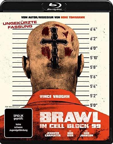 Brawl in Cell Block 99 - Uncut [Blu-ray]