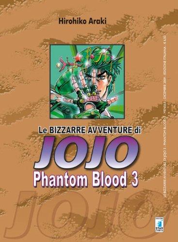 Phantom blood: 3
