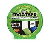 Frogtape - Cinta de carrocero multisuperficie (24 mm x 41,1 m)