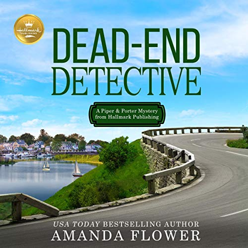 Dead-End Detective  By  cover art