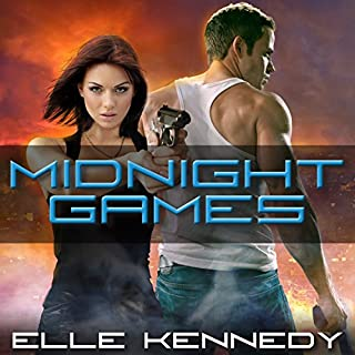Midnight Games audiobook cover art
