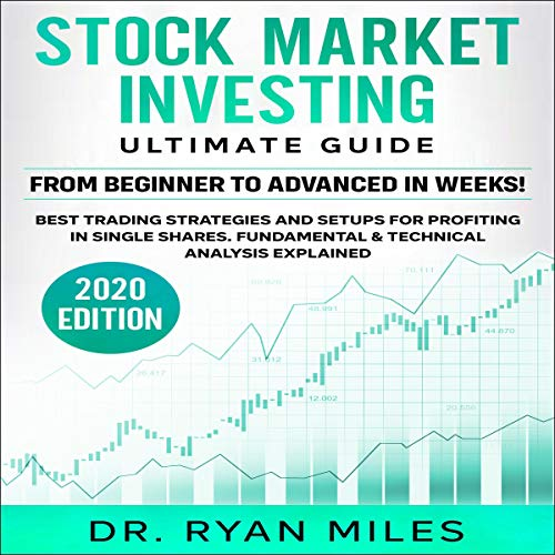 Stock Market Investing Ultimate Guide cover art