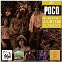 Original Album Classics: Pickin' Up The Pieces / Poco / Crazy Eyes / From The Inside / A Good Feelin' To Know by Poco (2008-10-28)