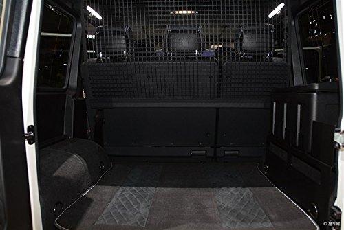 Worth-Mats Rear Cargo Dog Pet Barrier for Mercedes G Class G350 G500 G550 G55 G63 G65 W463 (2019 MODEL DO NOT FIT)