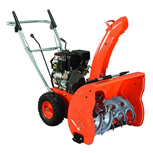 """YARDMAX YB6270 Two-Stage Snow Blower, LCT Engine, 7.0HP, 208cc, 24"""""""