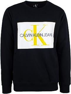 2c1785622df Amazon.es: Calvin Klein - Sudaderas sin capucha / Sudaderas: Ropa