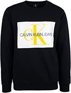 Calvin Klein Men's J30J307746-Black Sweatshirts