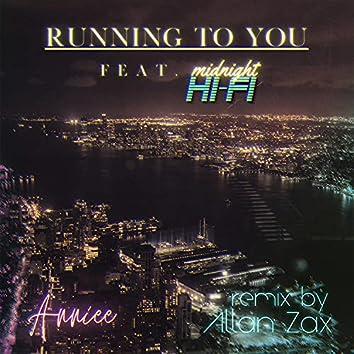 Running To You (Allan Zax Remix)