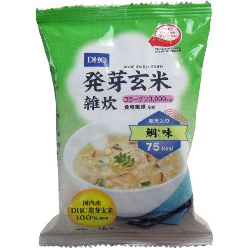 DHC発芽玄米雑炊(コラーゲン・寒天入り) 鯛味