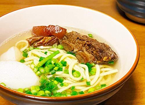 沖縄そば 乾めん 5食箱入×1箱 アワセそば 沖縄そばの有名店!麺作り60年余、自家製麺にこだわります。家庭用に。