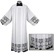 """IHS Lace Alb With 9"""" High Lace - Medium"""