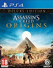 Assassin's Creed Origins (PS4) - Deluxe Edition (PS4)
