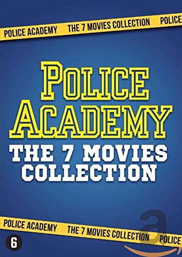 Police Academy : Coffret Integrale 7 Films [DVD]