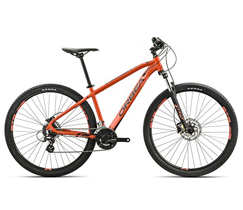 Orbea MX 4027,5er - Bicicleta, naranja y negro