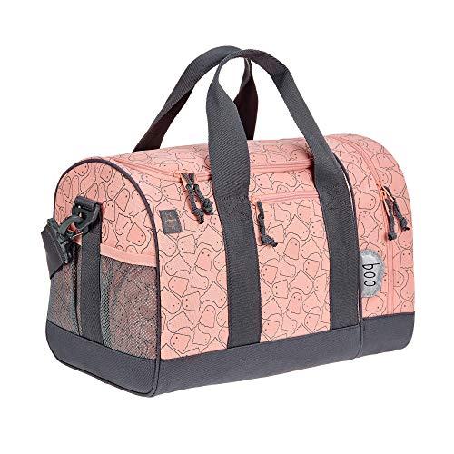 LÄSSIG Sporttasche Junge Kinder Sportbeutel mit Umhängeriemen / Mini Sportsbag, Spooky, peach, 40 cm, 19 L
