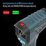 Zoom IMG-2 termometro infrarossi hanmatek laser pistola