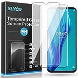 ELYCO Protector de Pantalla para Ulefone Note 9P, [2 Piezas] [Alta Definicion] 9H Dureza Anti-Caída/Anti-Rasguños Sin Burbujas Cristal Templado Vidrio Templado para Ulefone Note 9P