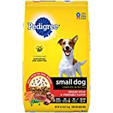 PEDIGREE Small Dog Adult Complete Nutrition Grilled Steak and Vegetable Flavor Dry Dog Food