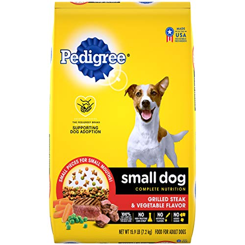 Pedigree Small Breed Adult Dry Dog Food