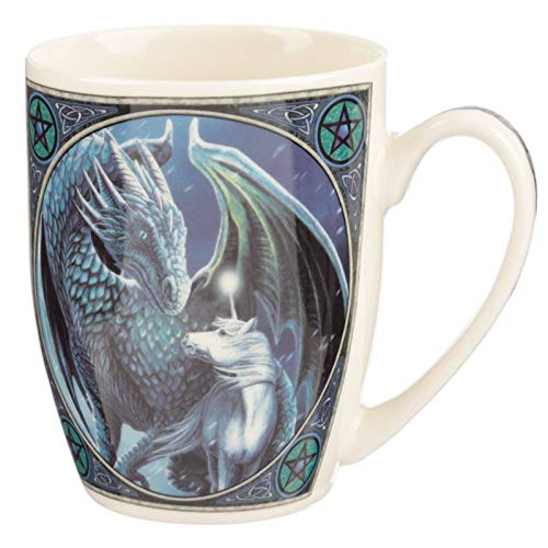 Lisa Parker Tasse Protector of Magick Drache