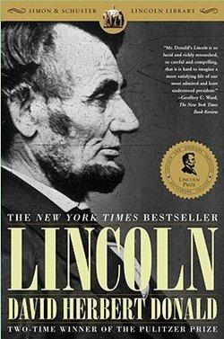 David Herbert Donald: Lincoln (Paperback); 1996 Edition