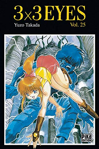3x3 eyes, tome 25