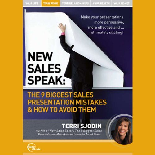 New Sales Speak cover art