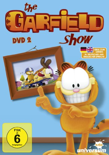 The Garfield Show, DVD 2
