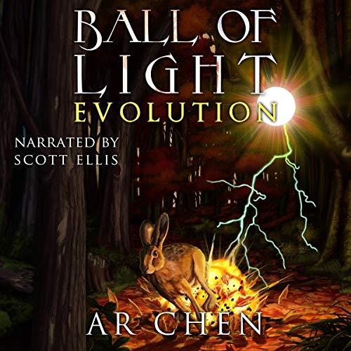 Ball of Light: Evolution audiobook cover art