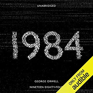 Nineteen Eighty-Four                   By:                                                                                                                                 George Orwell                               Narrated by:                                                                                                                                 Andrew Wincott                      Length: 12 hrs and 19 mins     4,319 ratings     Overall 4.6