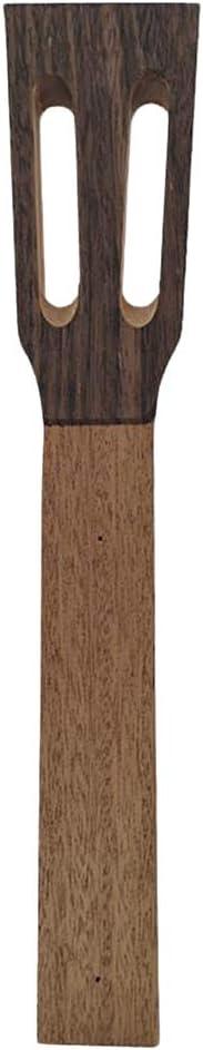 Homyl 23 Inch 55% OFF Tenor Ukulele Fingerboar Neck Fretboard Mahogany Discount is also underway