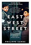 East West Street - Non-fiction Book of the Year 2017