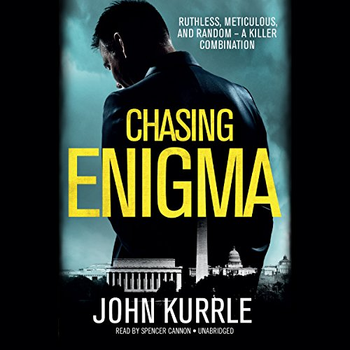 Chasing Enigma audiobook cover art