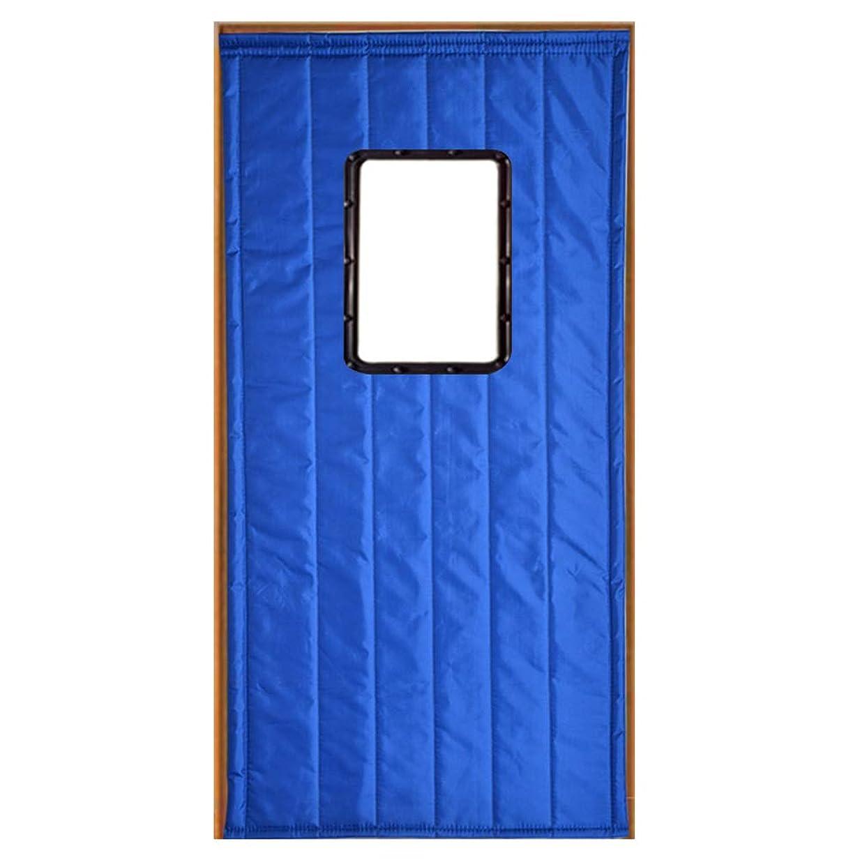 印象的な致命的予定WUFENG ドアカーテン 厚い 防水 防塵の 耐寒性 絶縁、 3色 複数のサイズ カスタマイズ可能な (色 : A, サイズ さいず : 80x180cm)