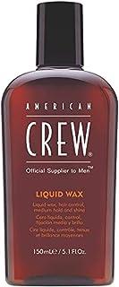American Crew Men Liquid Wax (Hair Control, Medium Hold and Shine)