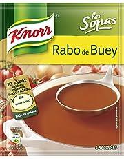 Knorr - Sopa Desh Rabo Buey 71 gr - [Pack de 10]