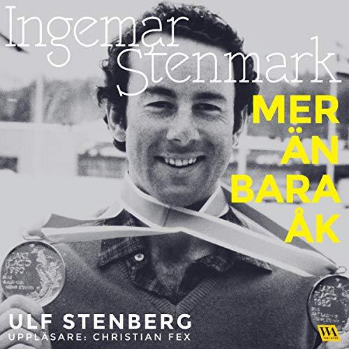 Ingemar Stenmark audiobook cover art