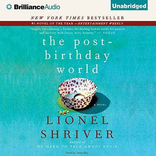 The Post-Birthday World audiobook cover art