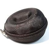 2本収納腕時計ケース、腕時計収納バッグ、旅行用腕時計収納ケース、ハードカバー保護、カスタムスポンジ枕、グレー ブルー ブラック、パスワードロック付き