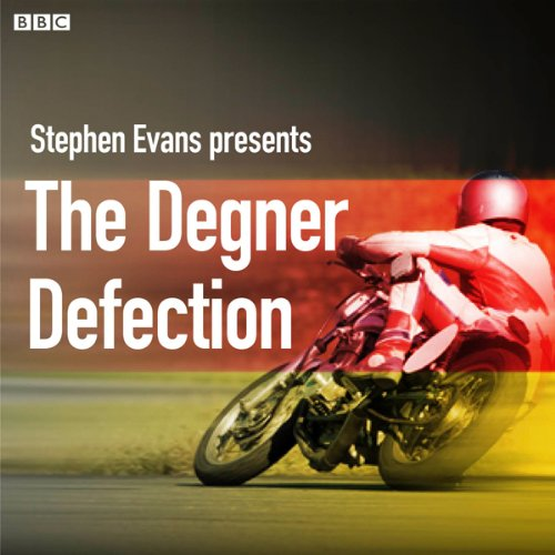 The Degner Defection cover art
