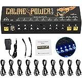 Guitar Pedal Power Supply Adapter 9V DC...