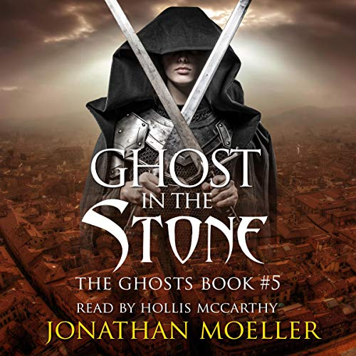 Ghost in the Stone cover art
